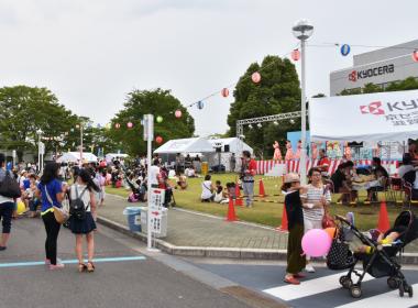京セラ夏祭り